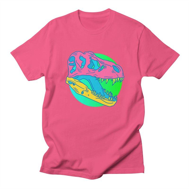 Sickasaurus Rex Women's Regular Unisex T-Shirt by Quick Brown Fox