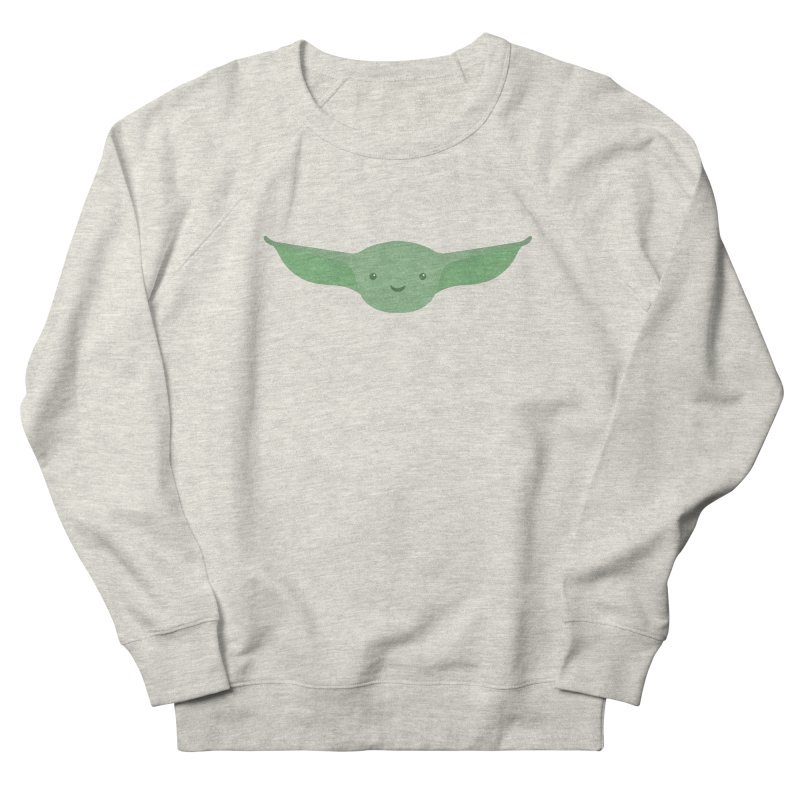 The Child Men's French Terry Sweatshirt by Quick Brown Fox