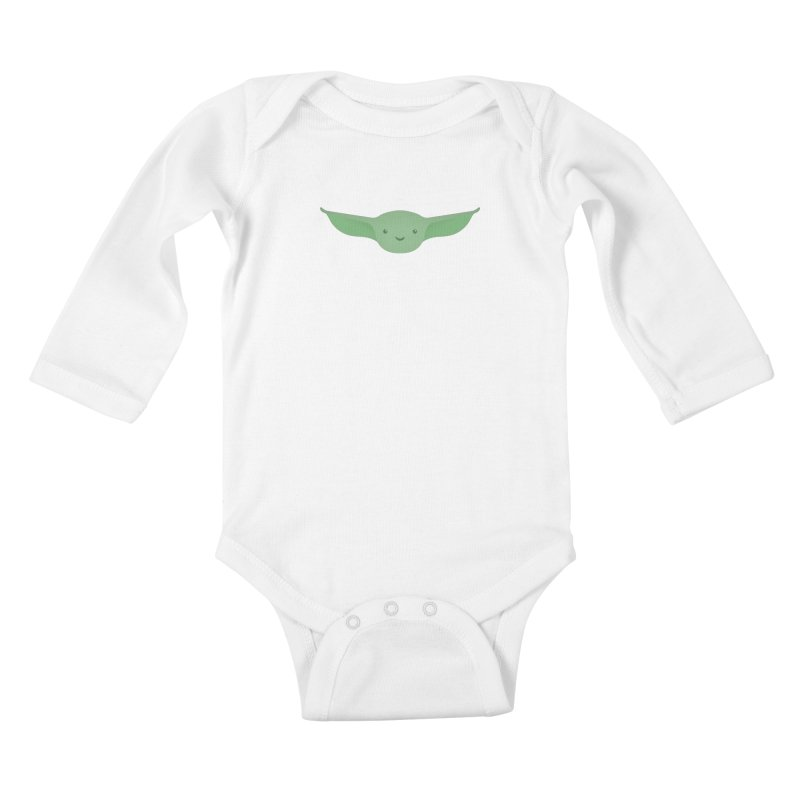 The Child Kids Baby Longsleeve Bodysuit by Quick Brown Fox