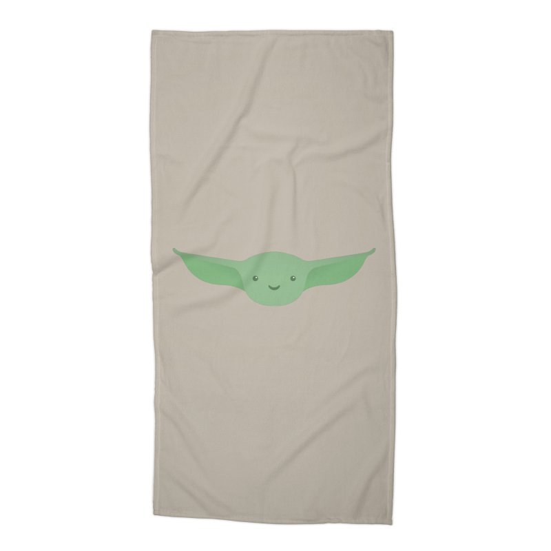 The Child Accessories Beach Towel by Quick Brown Fox