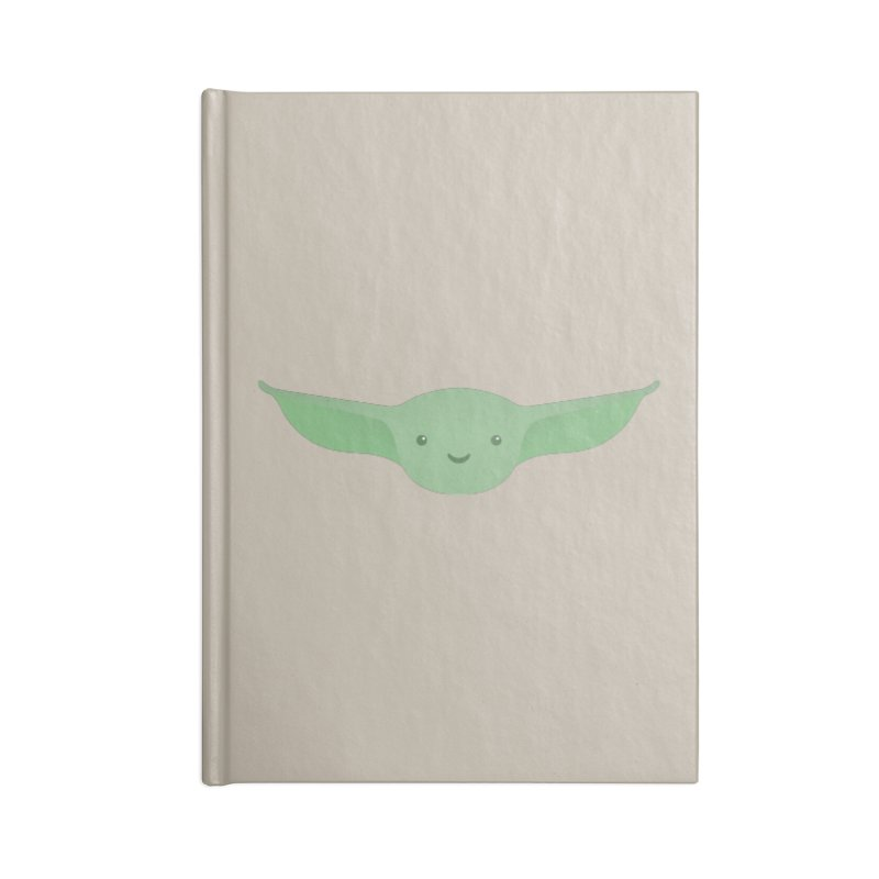 The Child Accessories Lined Journal Notebook by Quick Brown Fox