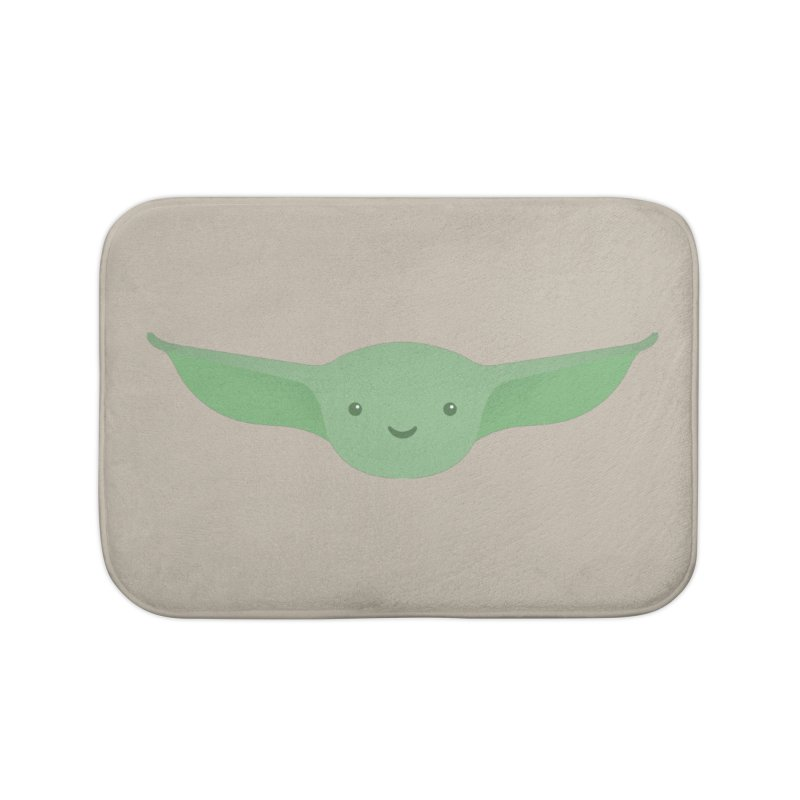 The Child Home Bath Mat by Quick Brown Fox