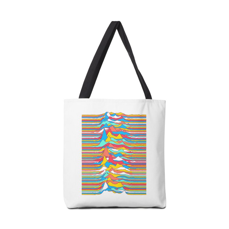 Unknown Colors Accessories Bag by Quick Brown Fox