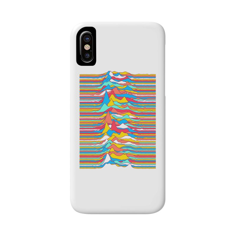 Unknown Colors Accessories Phone Case by Quick Brown Fox
