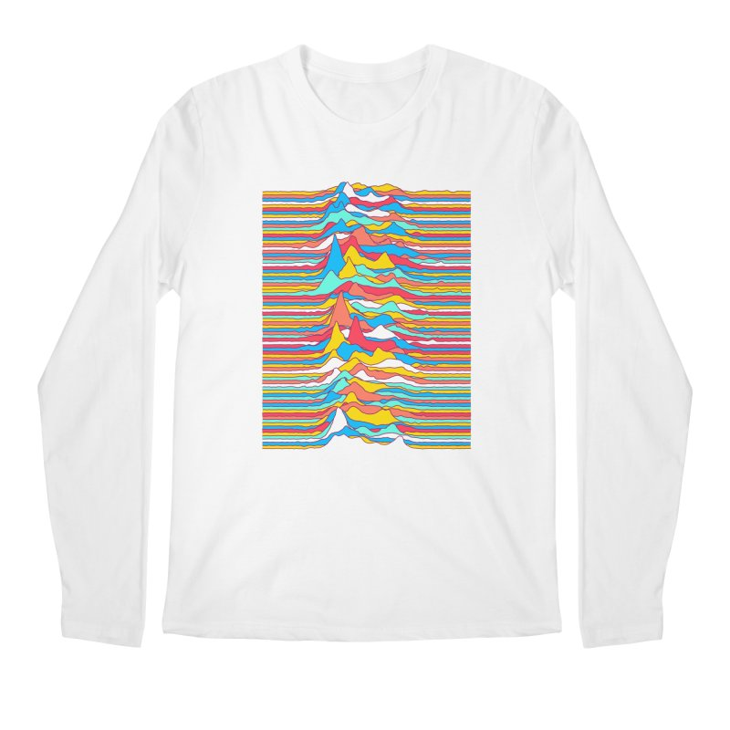 Unknown Colors Men's Longsleeve T-Shirt by qbf