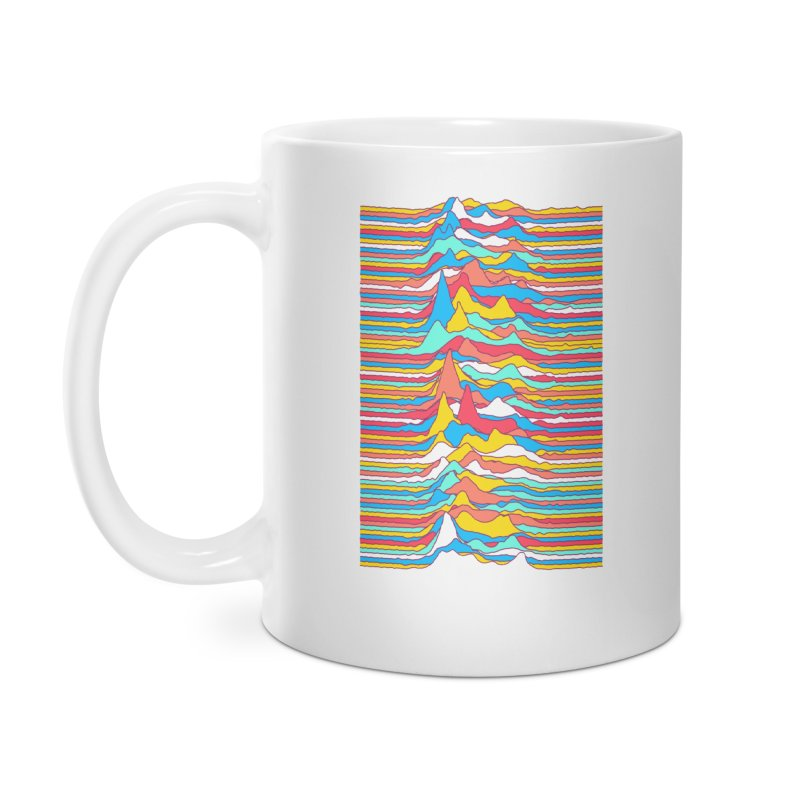 Unknown Colors Accessories Mug by Quick Brown Fox