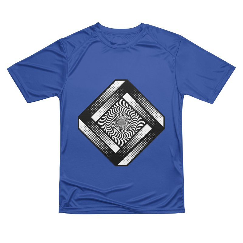 Make it Stop Men's Performance T-Shirt by Quick Brown Fox