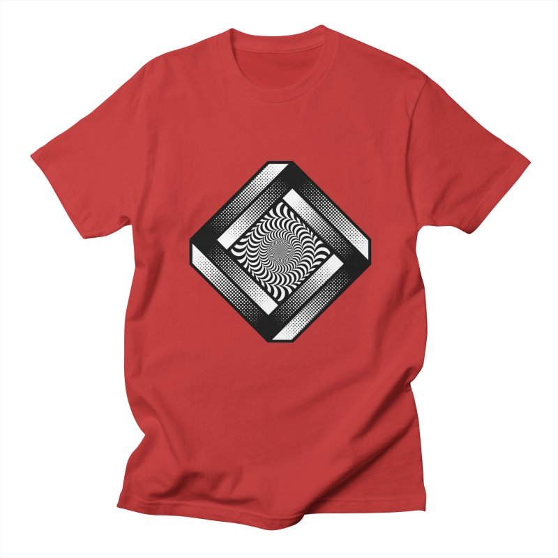 Make it Stop Men's Regular T-Shirt by Quick Brown Fox