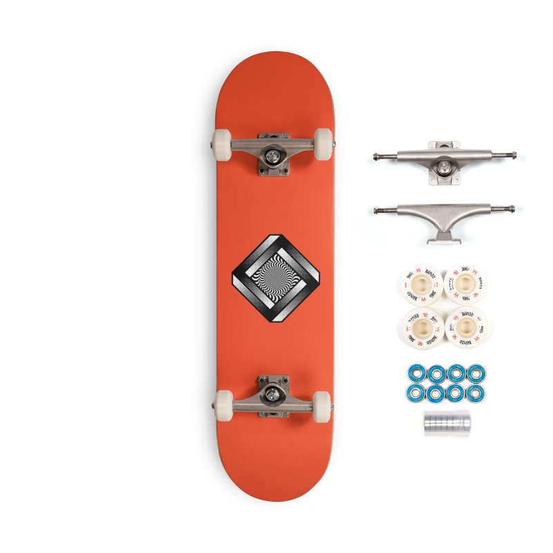 Make it Stop Accessories Complete - Premium Skateboard by Quick Brown Fox