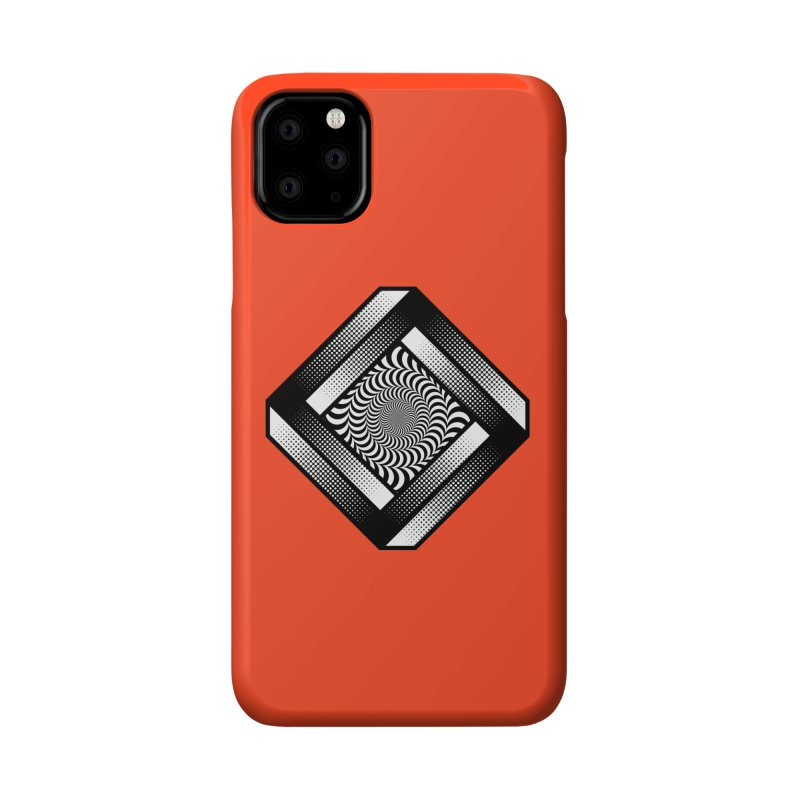 Make it Stop Accessories Phone Case by Quick Brown Fox