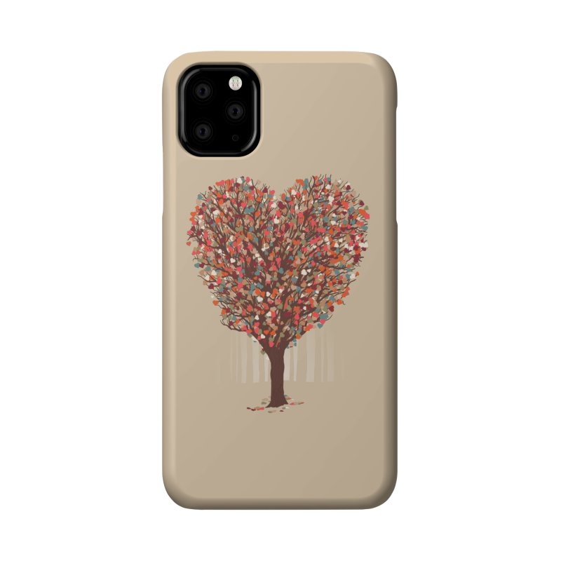 Tree Hug Accessories Phone Case by Quick Brown Fox