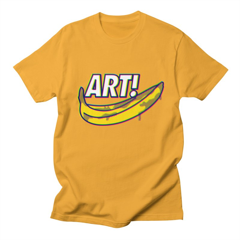 Just Pop It! Men's Regular T-Shirt by Quick Brown Fox