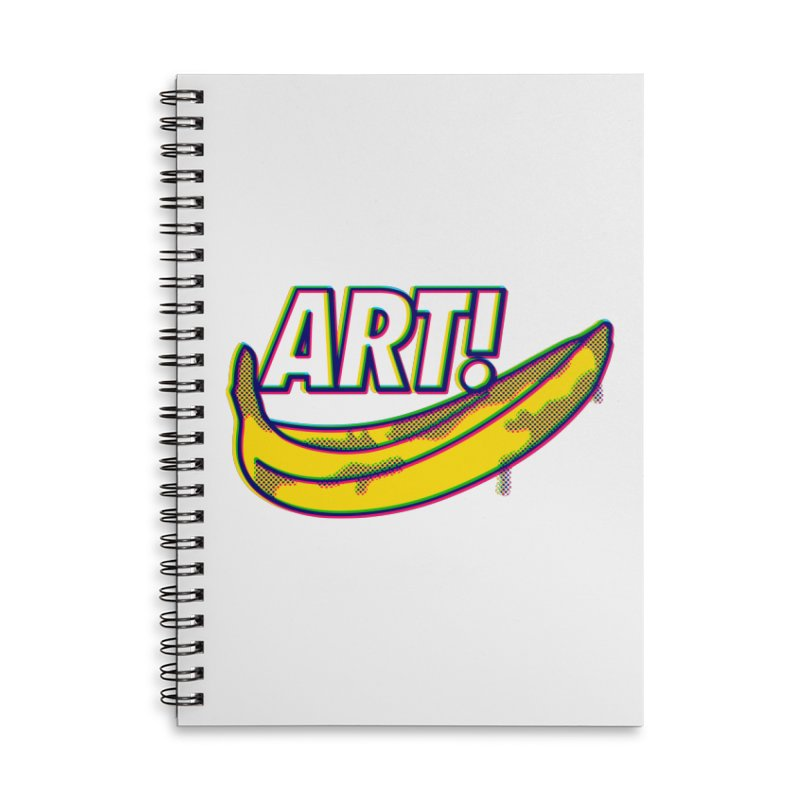 Just Pop It! Accessories Lined Spiral Notebook by Quick Brown Fox