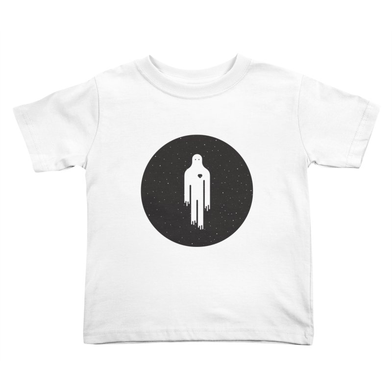 Isolation Kids Toddler T-Shirt by Quick Brown Fox
