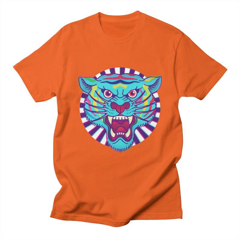 FURRYOUS! Men's Regular T-Shirt by Quick Brown Fox