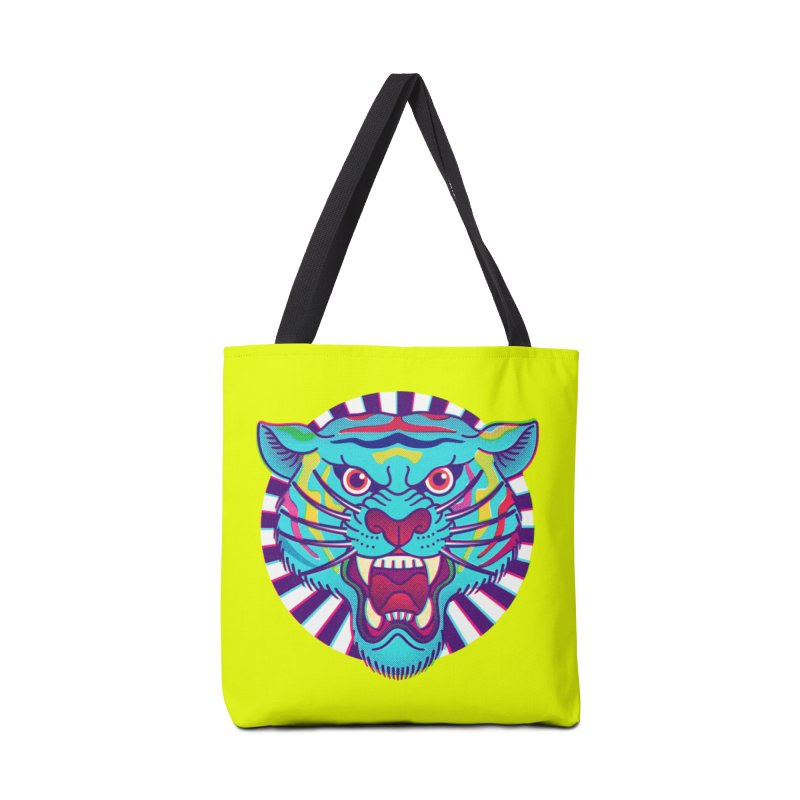 FURRYOUS! Accessories Tote Bag Bag by Quick Brown Fox