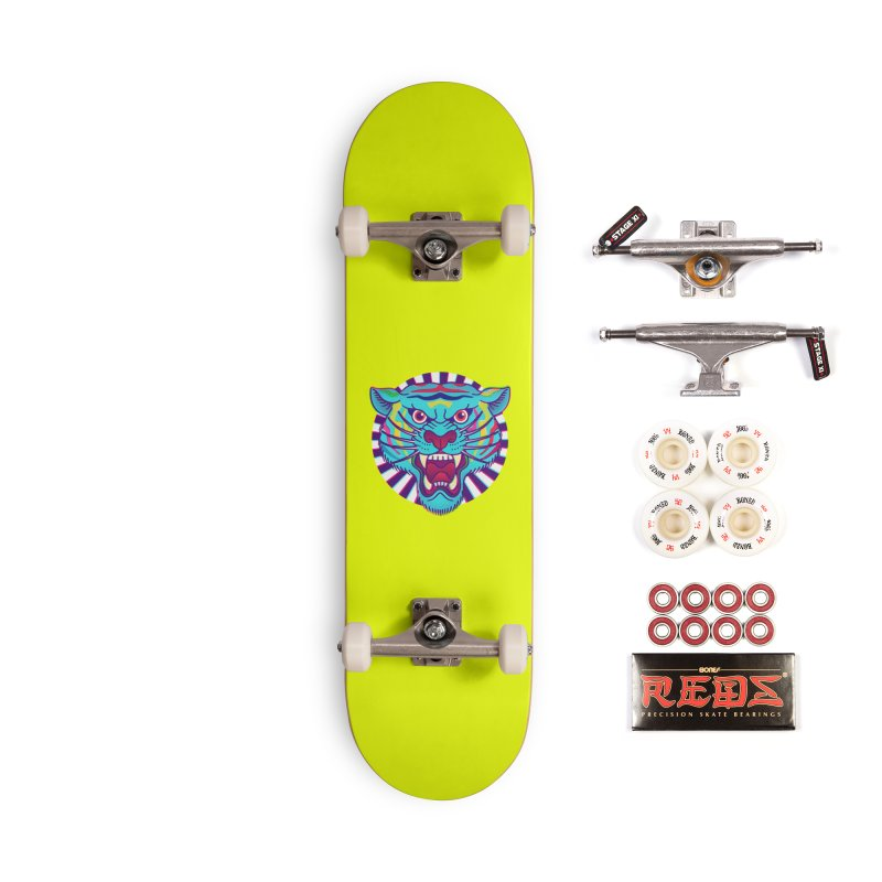 FURRYOUS! Accessories Complete - Pro Skateboard by Quick Brown Fox