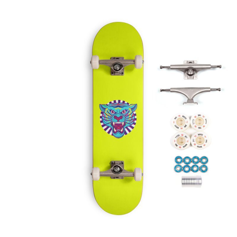 FURRYOUS! Accessories Complete - Premium Skateboard by Quick Brown Fox