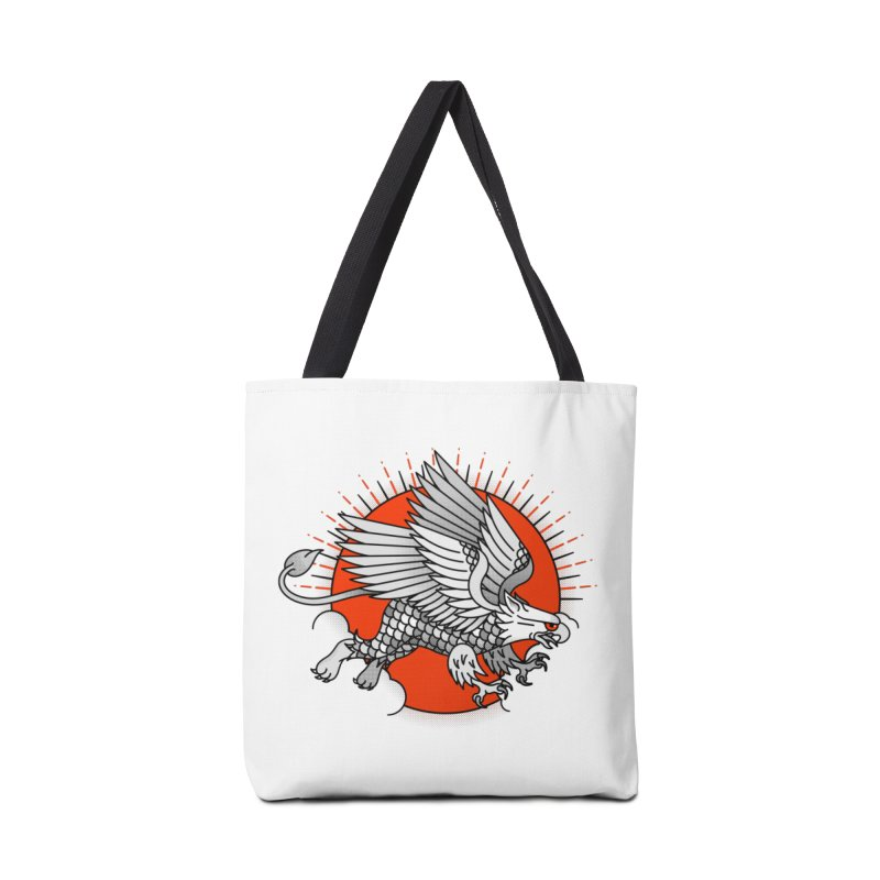 Fantastic Beast Accessories Tote Bag Bag by Quick Brown Fox