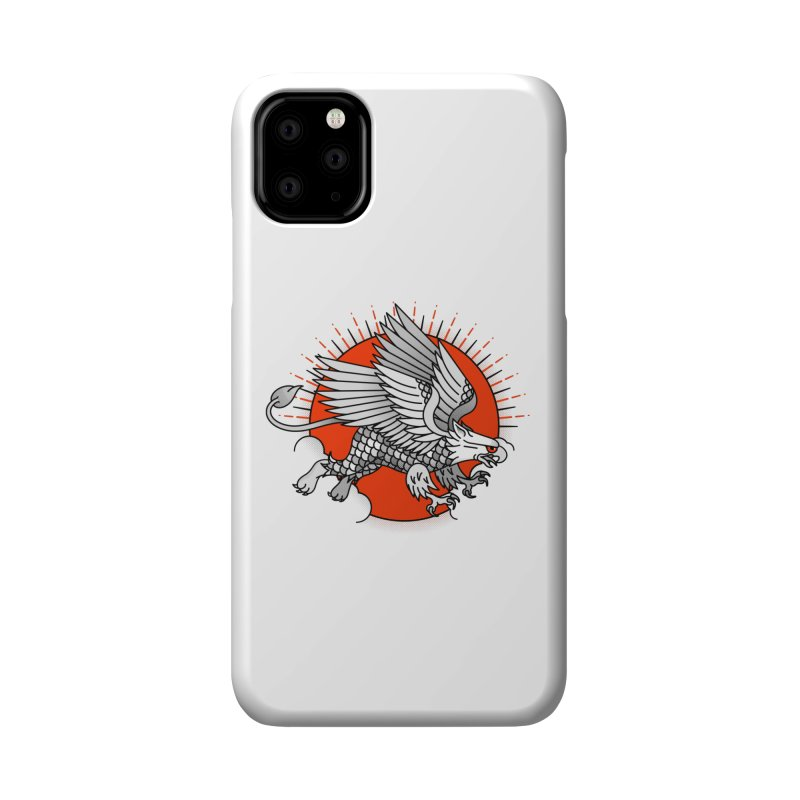Fantastic Beast Accessories Phone Case by Quick Brown Fox