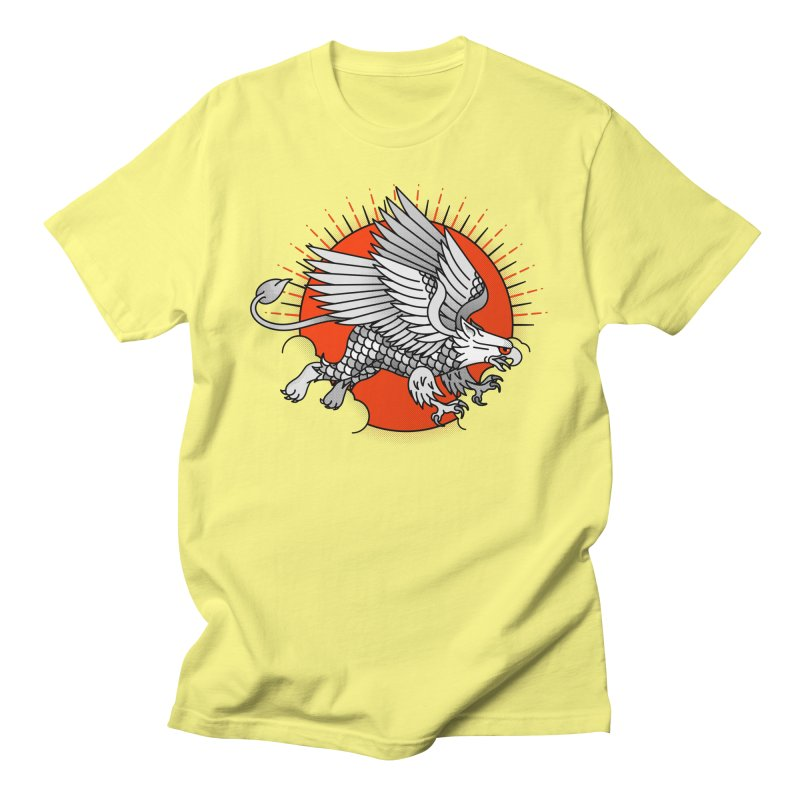Fantastic Beast Men's T-Shirt by Quick Brown Fox