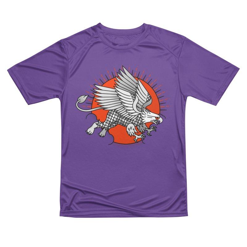 Fantastic Beast Men's Performance T-Shirt by Quick Brown Fox