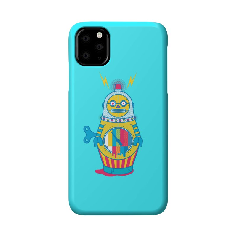 Does Not Compute Accessories Phone Case by Quick Brown Fox