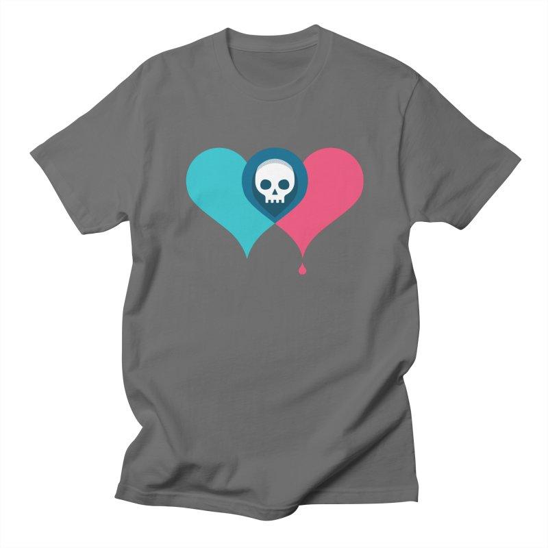 Romeo + Juliet Men's T-Shirt by Quick Brown Fox