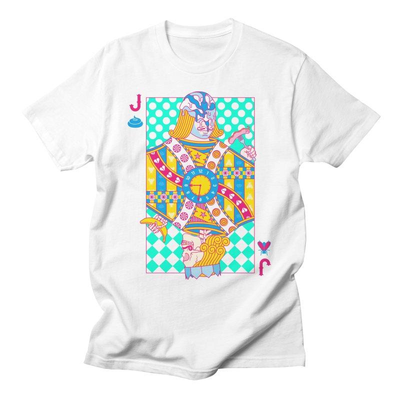 Jack Shit Men's T-Shirt by Quick Brown Fox