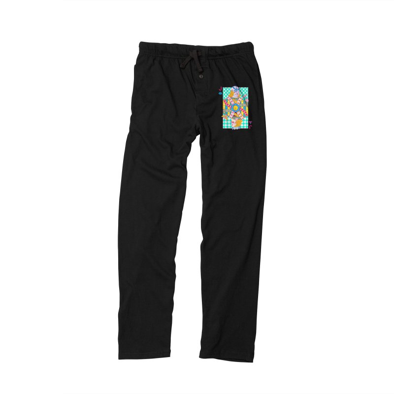 Jack Shit Men's Lounge Pants by Quick Brown Fox