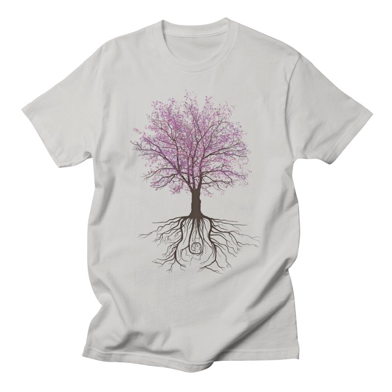 It Grows on Trees Men's T-Shirt by Quick Brown Fox
