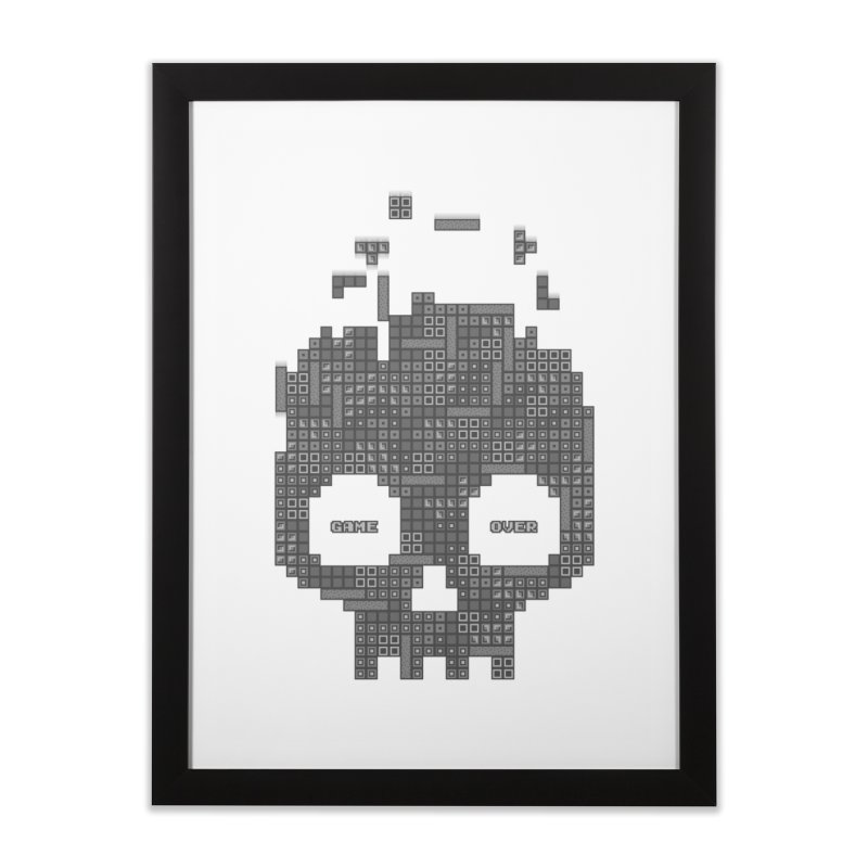 Dead Boy Home Framed Fine Art Print by Quick Brown Fox