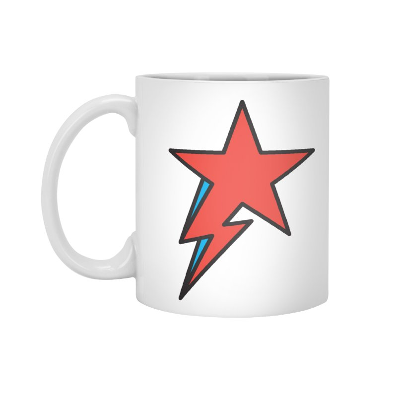 The Prettiest Star Accessories Mug by Quick Brown Fox