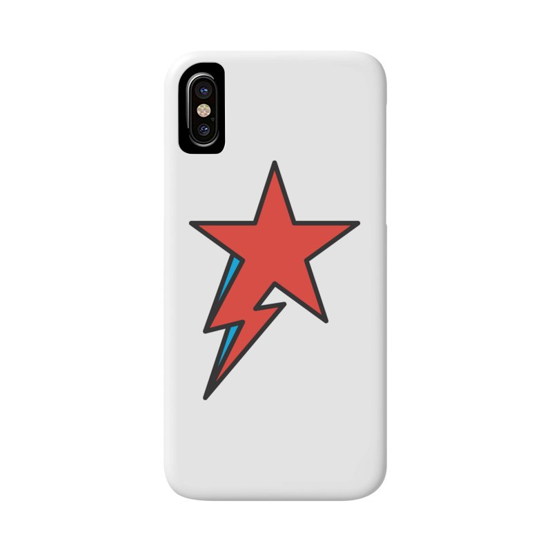 The Prettiest Star Accessories Phone Case by Quick Brown Fox