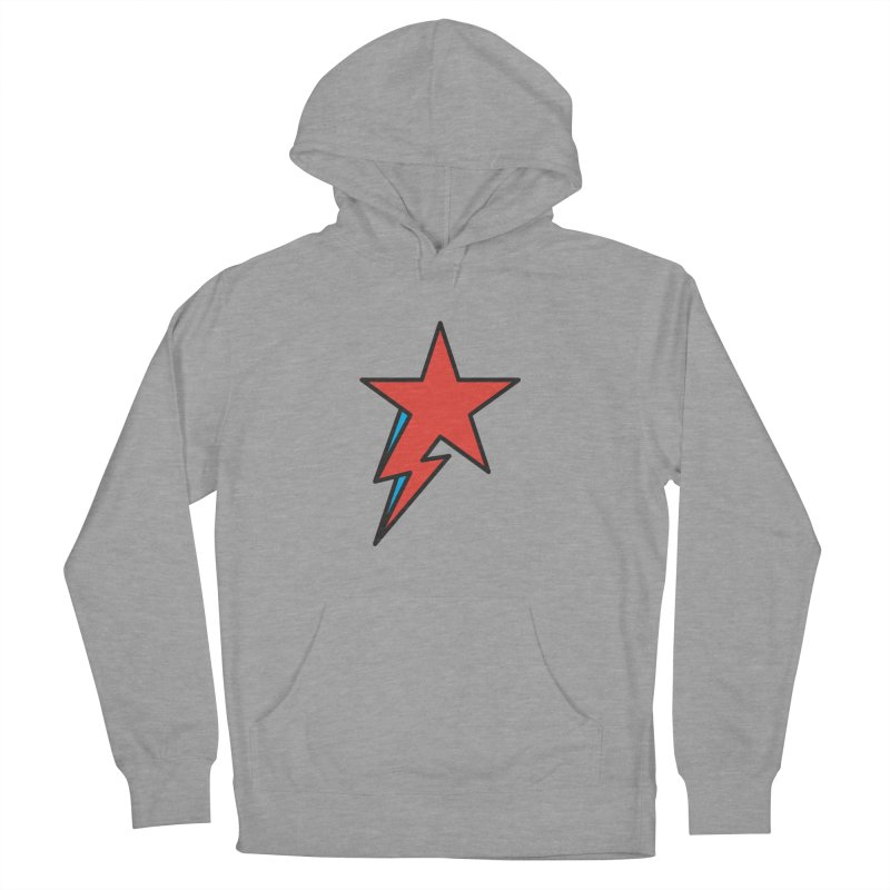 The Prettiest Star Women's Pullover Hoody by Quick Brown Fox