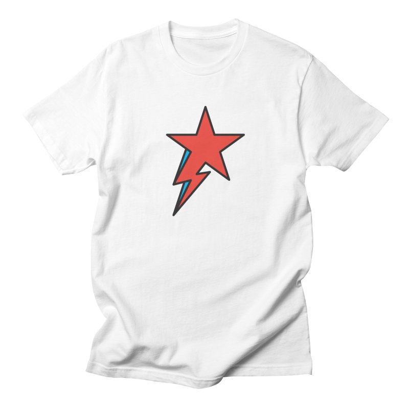 The Prettiest Star Men's T-shirt by Quick Brown Fox