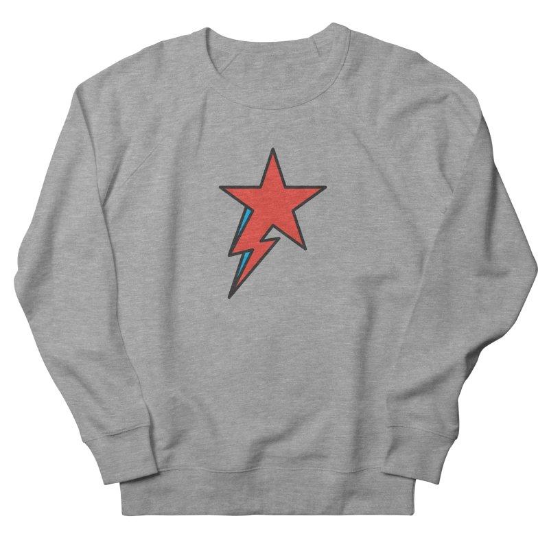 The Prettiest Star Men's Sweatshirt by Quick Brown Fox
