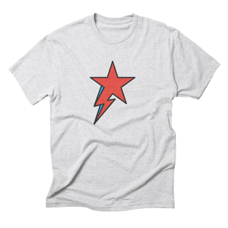 The Prettiest Star Men's Triblend T-shirt by Quick Brown Fox