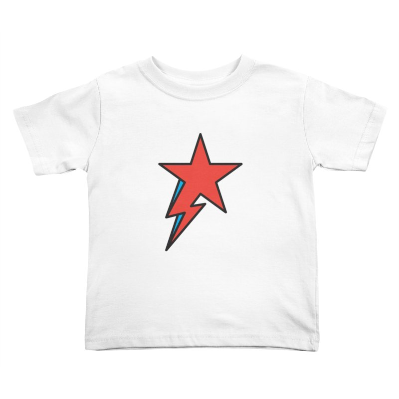 The Prettiest Star Kids Toddler T-Shirt by Quick Brown Fox