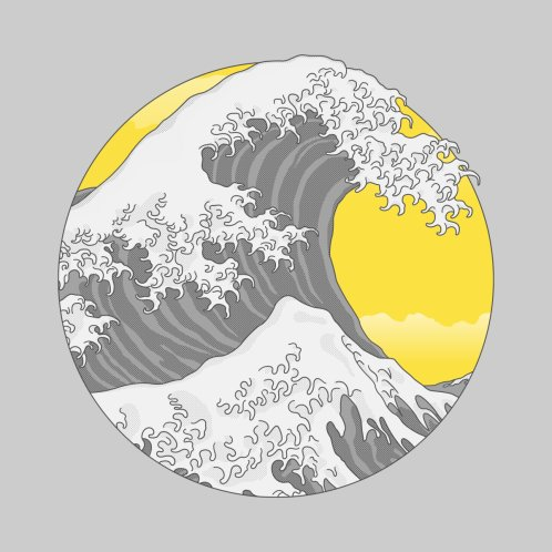 Design for The Gray Wave