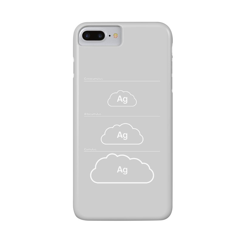Every Cloud has a Silver Lining Accessories Phone Case by Quick Brown Fox