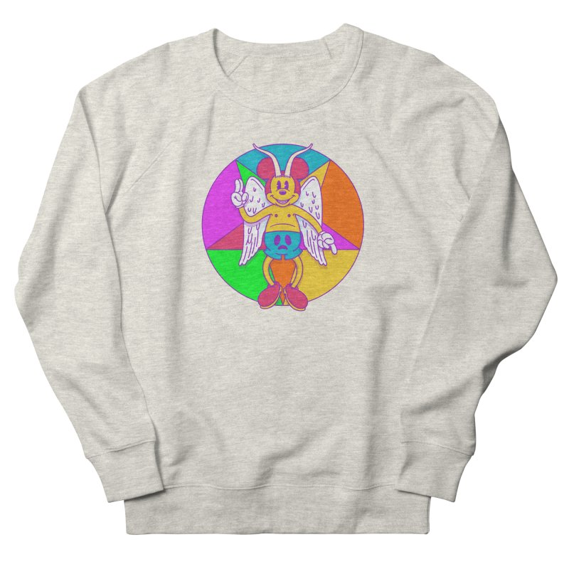 Better the Devil you Know Men's Sweatshirt by Quick Brown Fox