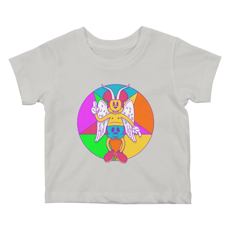 Better the Devil you Know Kids Baby T-Shirt by Quick Brown Fox