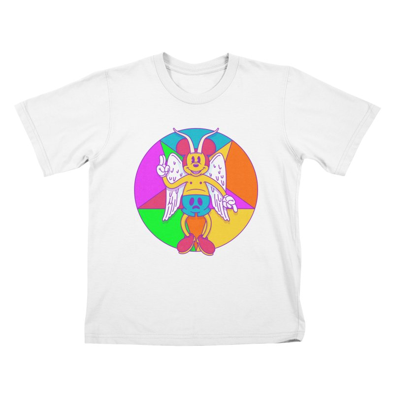 Better the Devil you Know Kids T-shirt by Quick Brown Fox