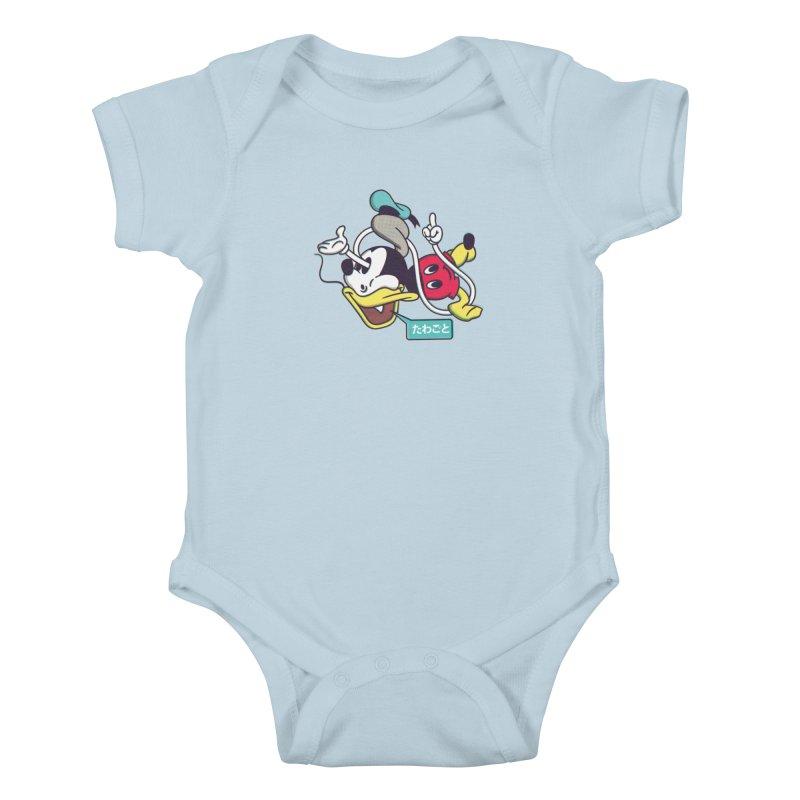 Cheap Knockoffs Kids Baby Bodysuit by Quick Brown Fox