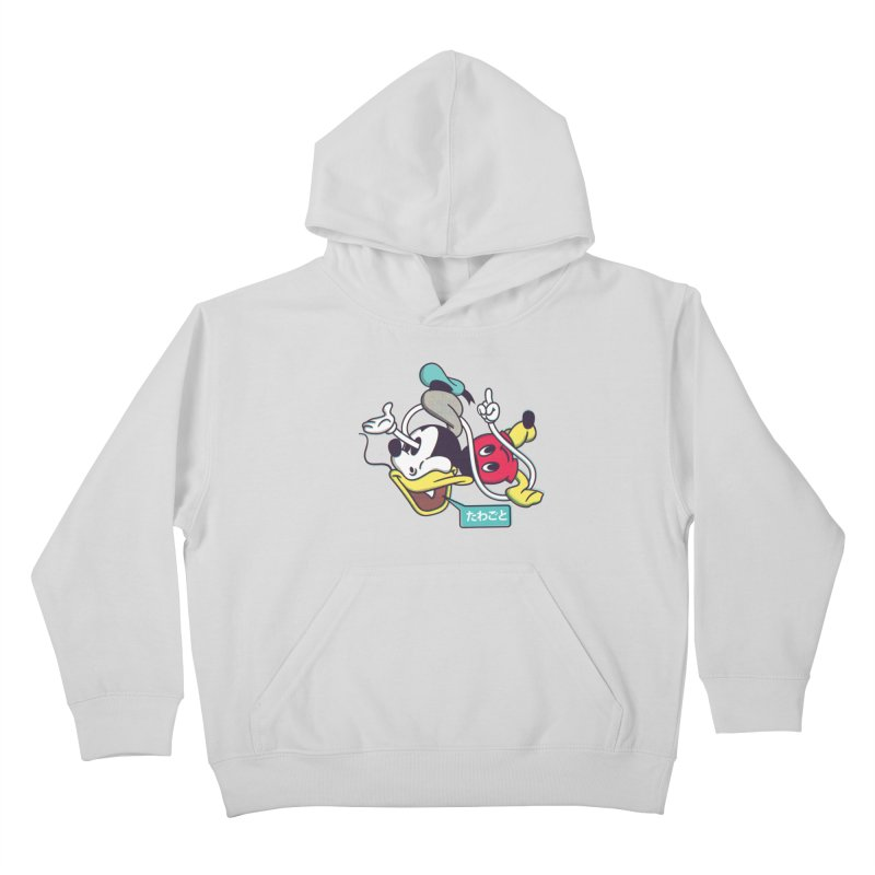 Cheap Knockoffs Kids Pullover Hoody by Quick Brown Fox