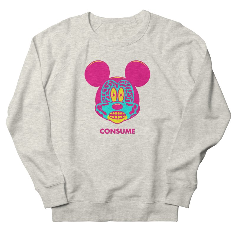 Consume Women's Sweatshirt by Quick Brown Fox