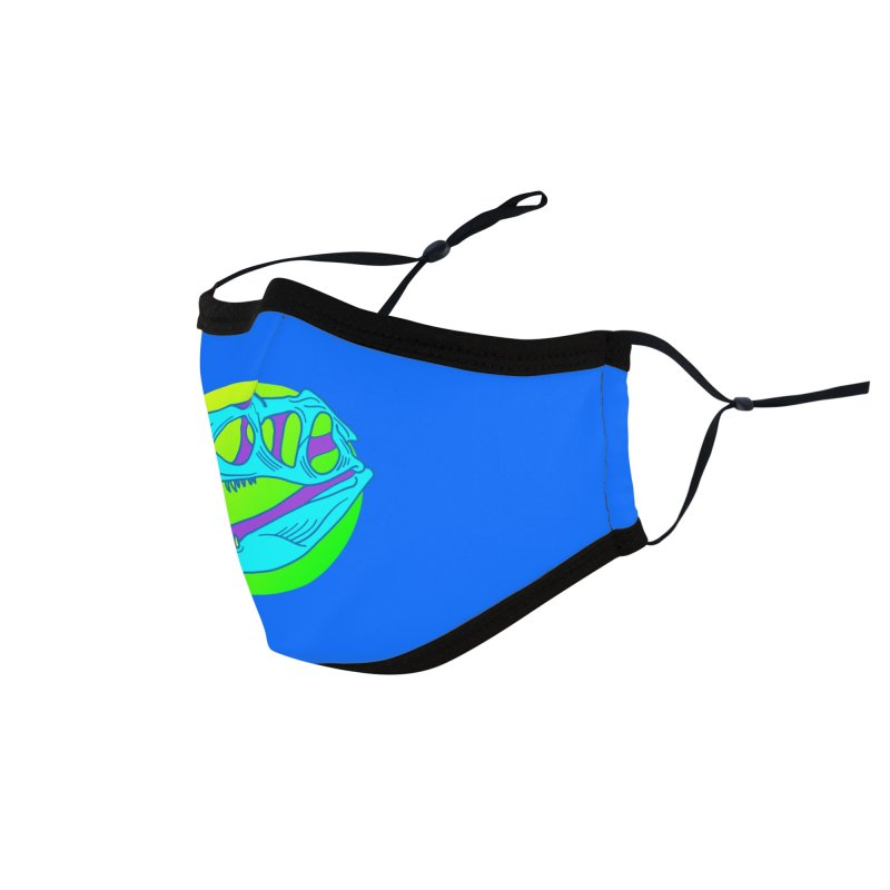 Neonadon Accessories Face Mask by Quick Brown Fox