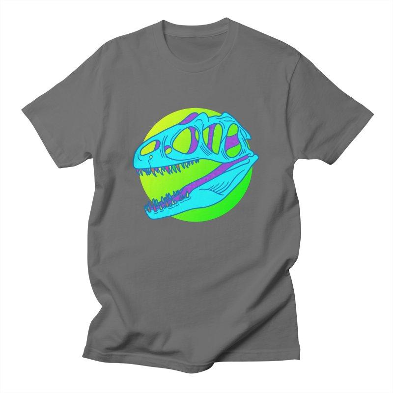 Neonadon Men's T-Shirt by Quick Brown Fox