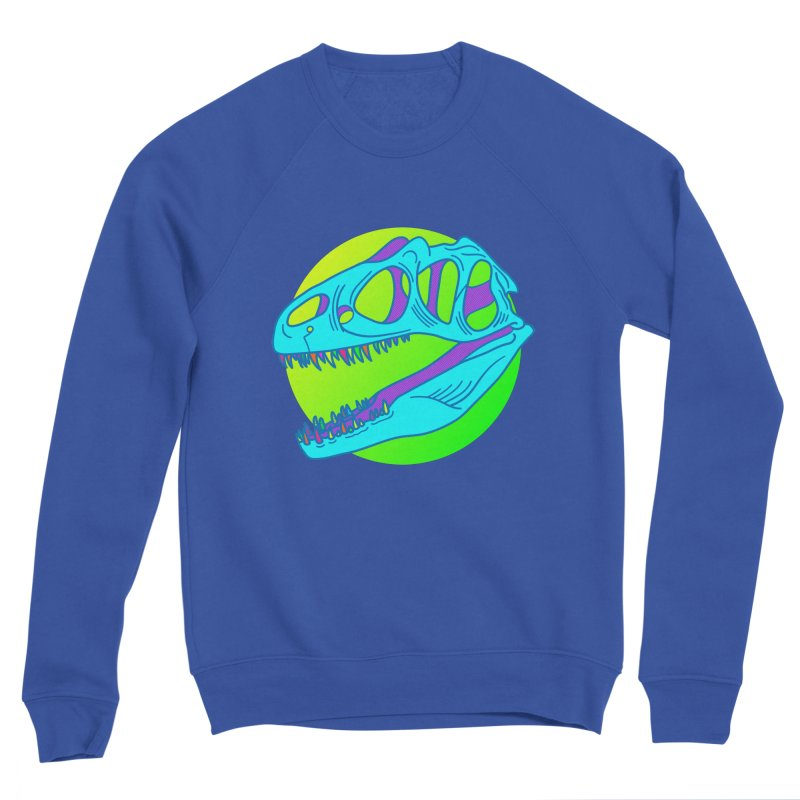 Neonadon Women's Sweatshirt by Quick Brown Fox